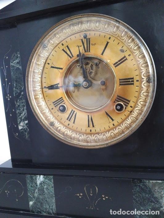 Relojes de carga manual: RELOJ ANSONIA SIGLO XIX. - Foto 13 - 121430183