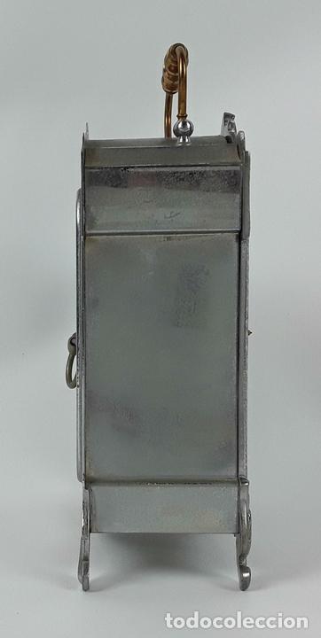 Relojes de carga manual: RELOJ DE MESA. LATÓN. GRAND PRIX DE LHORLOGERIE 1878. FRANCIA. - Foto 4 - 121838999