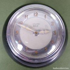 Relojes de carga manual: RELOJ DESPERTADOR. MARCA BAYARD. MADE IN FRANCE. CIRCA 1960.. Lote 176650258