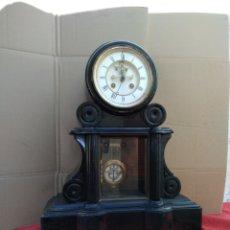 Relojes de carga manual: GRAN RELOJ NOTARIO ESCAPE VISTO SIGLO XIX. Lote 125232639
