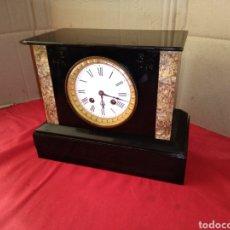 Relojes de carga manual: ANTIGUO RELOJ FRANCÉS SIGLO XLX IMPECABLE. Lote 125238671
