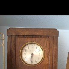 Relojes de carga manual: RELOJ/HUCHA ANTIGUO. Lote 126140967