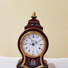 Relojes de carga manual: RELOJ DE SOBREMESA DESPERTADOR. Lote 126855599