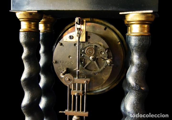 Relojes de carga manual: reloj imperio siglo xix - Foto 2 - 126856771