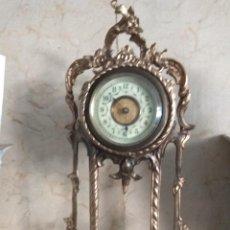 Relojes de carga manual: RELOJ DE BRONCE. Lote 127992291