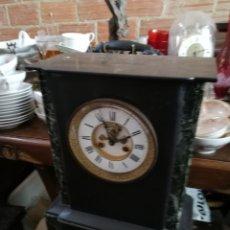 Relojes de carga manual: GRAN RELOJ FRANCÉS ESCAPE VISTO SIGLO XIX. Lote 128302742