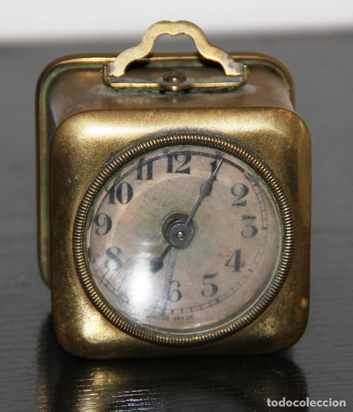 Relojes de carga manual: ANTIGUO RELOJ ALEMAN DOBLE FLECHA - Foto 2 - 128346803