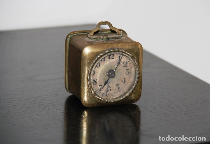 Relojes de carga manual: ANTIGUO RELOJ ALEMAN DOBLE FLECHA - Foto 3 - 128346803