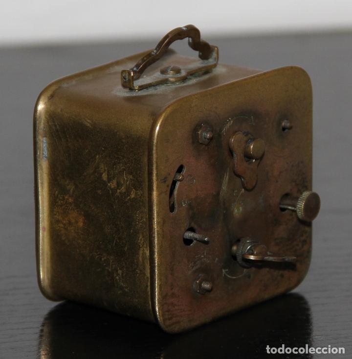 Relojes de carga manual: ANTIGUO RELOJ ALEMAN DOBLE FLECHA - Foto 5 - 128346803