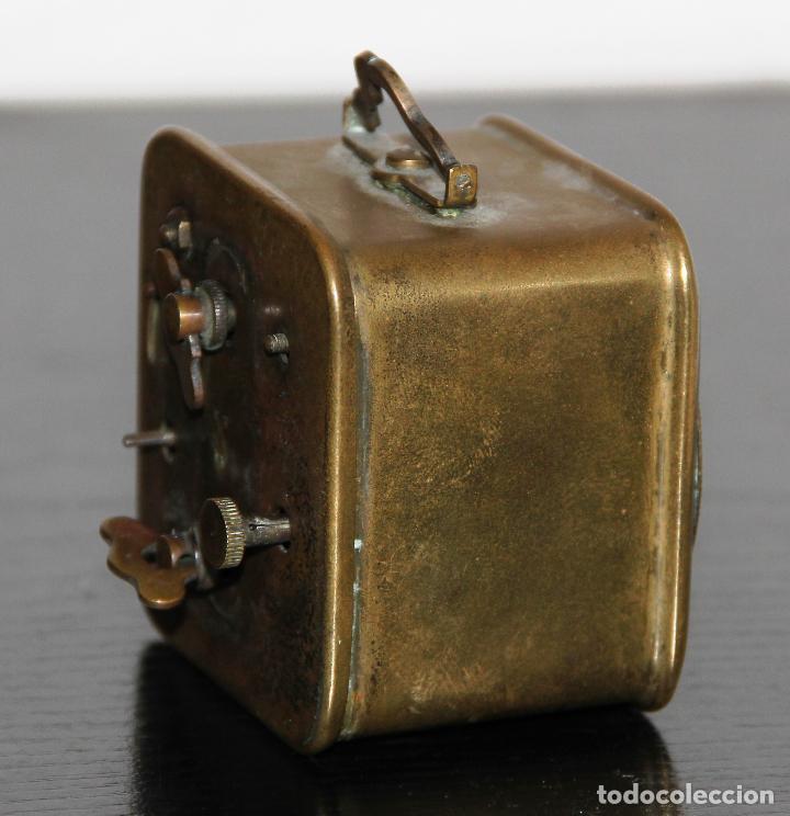 Relojes de carga manual: ANTIGUO RELOJ ALEMAN DOBLE FLECHA - Foto 6 - 128346803