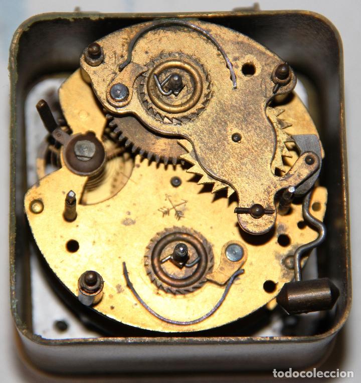 Relojes de carga manual: ANTIGUO RELOJ ALEMAN DOBLE FLECHA - Foto 7 - 128346803
