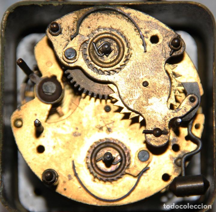 Relojes de carga manual: ANTIGUO RELOJ ALEMAN DOBLE FLECHA - Foto 8 - 128346803