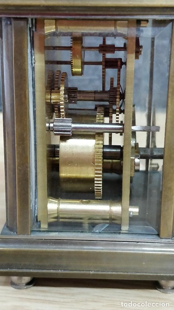 Relojes de carga manual: Relo de viaje Antiguo, sobremesa carga manual - Foto 4 - 129694687