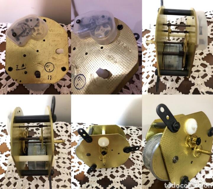 Relojes de carga manual: Reloj vintage sobremesa, Ruso, Verna. Años 60 - Foto 5 - 130118826