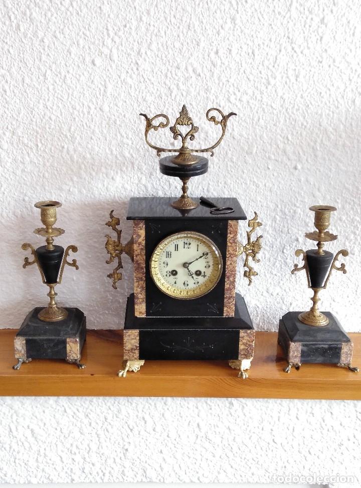 GUARNICIÓN.P RT OFICIOS SXX (Relojes - Sobremesa Carga Manual)