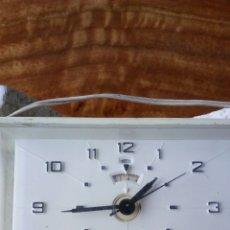 Relojes de carga manual: RELOJ ELECTRICO MADE IN FRANCE MARCA CALOR. Lote 130990796