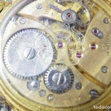 Relojes de carga manual: ANTIGUA JOYA SUIZA DE DUWARD FUNCIONA PARA RESTAURAR GRAN RELOJ !!! LOTE WATCHES. Lote 131036100