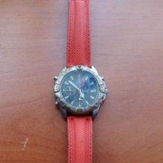 Relojes de carga manual: RELOJ RADIANT DE CABALLERO - MOD.YM52 TPD075PM - CON CORREA DE NEOPRENO. Lote 131272987