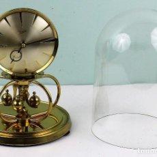 Relojes de carga manual: RELOJ KUNDO DE CUERDA PARA 400 DÍAS DE FUNCIONAMIENTO, AÑOS 50-60 . Lote 132010066