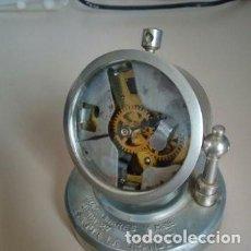 Relojes de carga manual: ANTIGUO RELOJ DE CUERDA, EN PERFECTO FUNCIONAMIENTO. SAGUA LA GRANDE, IMAZ LINARES Y HNOS, CUBA.. Lote 132230390