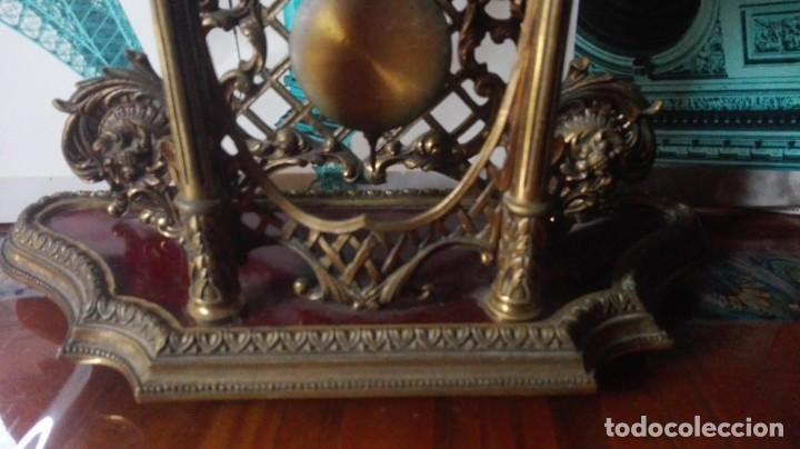 Relojes de carga manual: RELOJ CLÁSICO DE SOBREMESA MARCA EBORI. - Foto 3 - 132244870