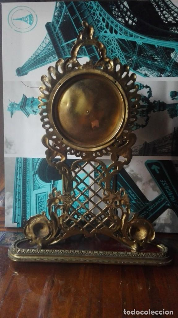 Relojes de carga manual: RELOJ CLÁSICO DE SOBREMESA MARCA EBORI. - Foto 8 - 132244870
