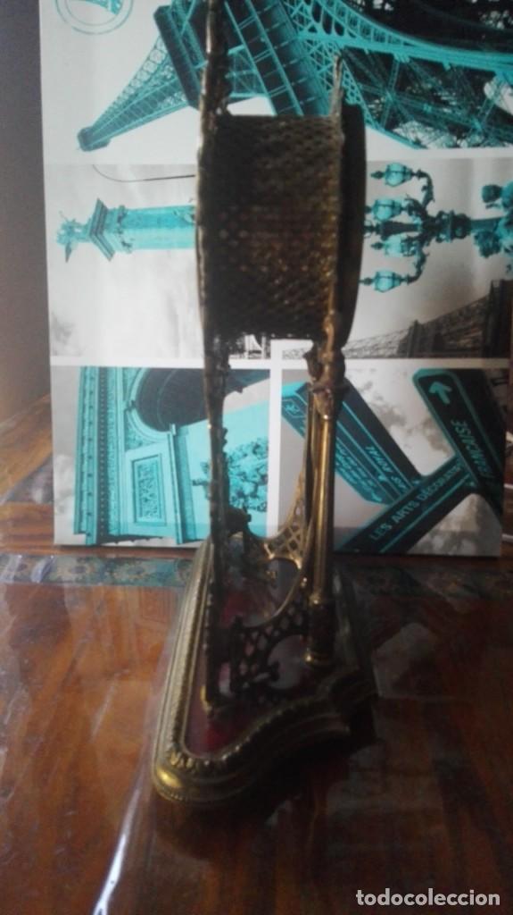 Relojes de carga manual: RELOJ CLÁSICO DE SOBREMESA MARCA EBORI. - Foto 9 - 132244870