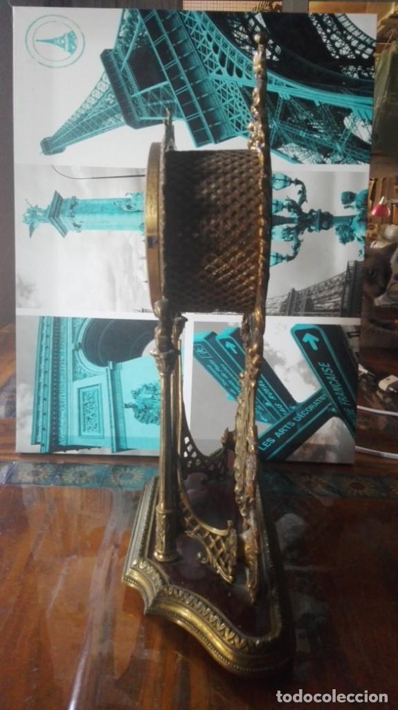 Relojes de carga manual: RELOJ CLÁSICO DE SOBREMESA MARCA EBORI. - Foto 10 - 132244870