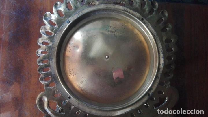 Relojes de carga manual: RELOJ CLÁSICO DE SOBREMESA MARCA EBORI. - Foto 12 - 132244870