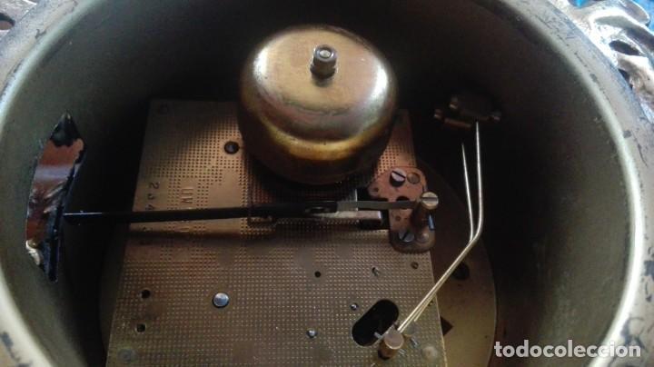 Relojes de carga manual: RELOJ CLÁSICO DE SOBREMESA MARCA EBORI. - Foto 14 - 132244870