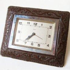 Relojes de carga manual: RELOJ VEGLIA DE LOS AÑOS 40 DE SOBREMESA. Lote 132578674