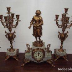 Relojes de carga manual: RELOJ GALLIER S.XIX. Lote 133235742