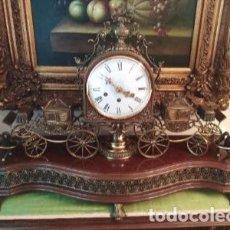Relojes de carga manual: RELOJ DE CARRILLÓN LA FUENTE. Lote 133965290
