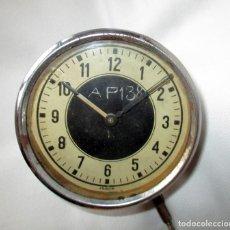 Relojes de carga manual: MUY RARO RELOJ DE TABLERO ISGUS/JSGUS AP 138 PARA DKW Y OTROS AUTOS CLÁSICOS.. Lote 133965314