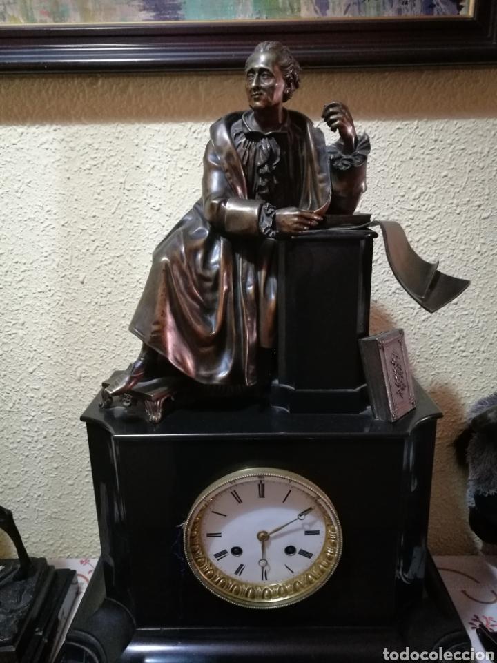 RELOJ SIGLO XIX (Relojes - Sobremesa Carga Manual)
