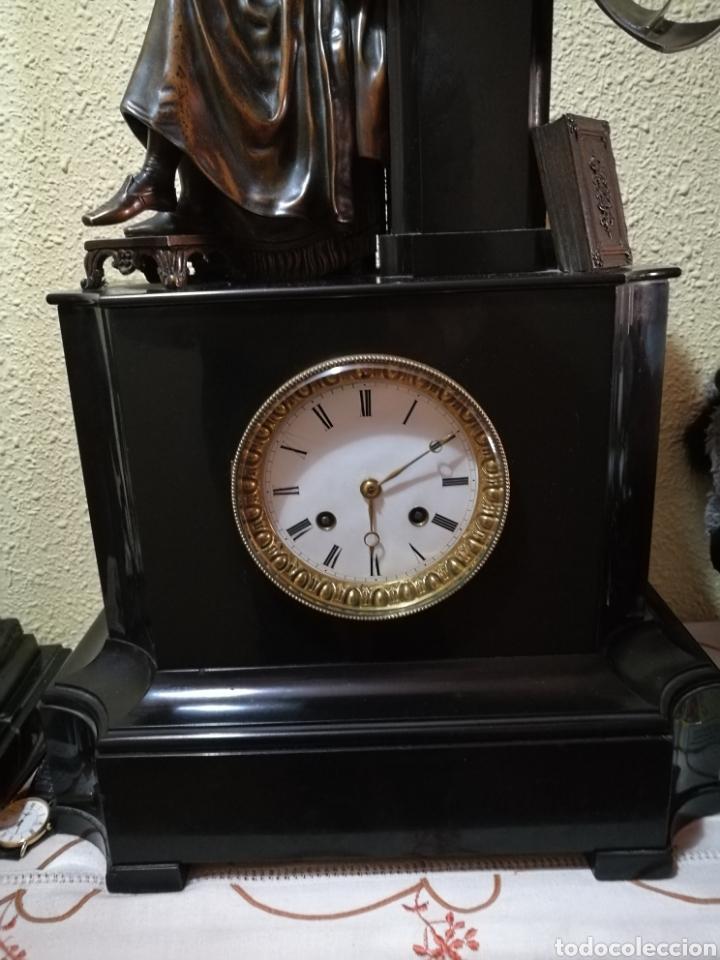 Relojes de carga manual: Reloj siglo XIX - Foto 3 - 135432446