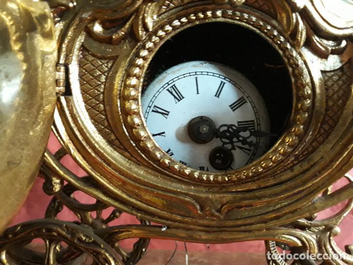 Relojes de carga manual: RELOJ DE MESA Y CANDELABROS - Foto 6 - 135601430