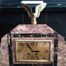 Relojes de carga manual: RELOJ ANTIGUO MODERNISTA. Lote 135839142