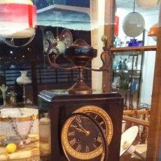 Relojes de carga manual: RELOJ DE SOBREMESA FRANCÉS S.XIX. Lote 136060260