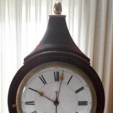 Relojes de carga manual: RELOJ ANTIGUO PÉNDULO DE NEUCHÂTEL. Lote 136263462