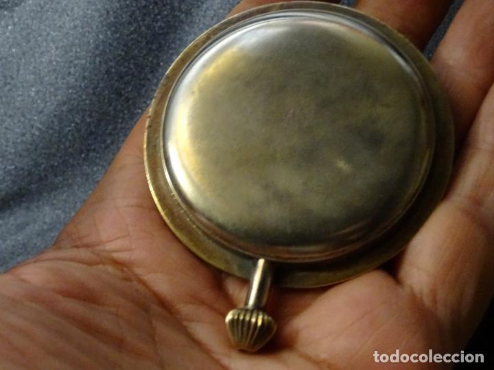 Relojes de carga manual: Rarisimo reloj - Oclee & Son- Ingles.Para salpicadero coche.Años 120.Original.Funciona.automovil - Foto 8 - 136465978