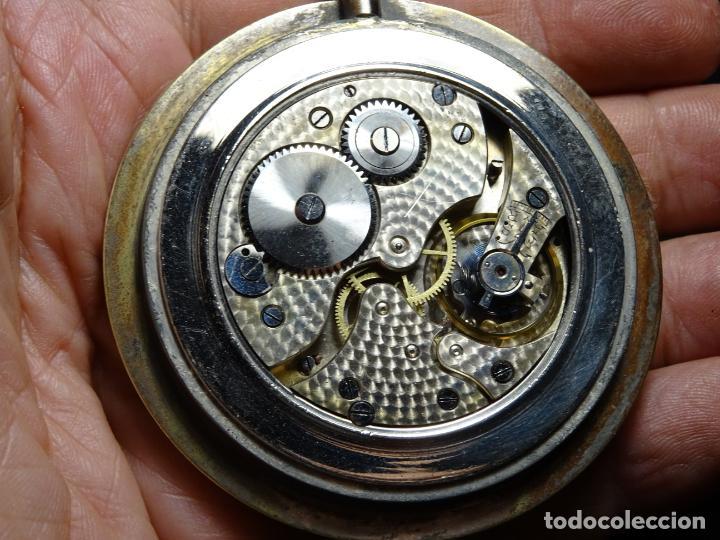 Relojes de carga manual: Rarisimo reloj - Oclee & Son- Ingles.Para salpicadero coche.Años 120.Original.Funciona.automovil - Foto 11 - 136465978