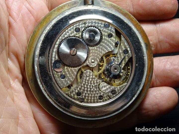 Relojes de carga manual: Rarisimo reloj - Oclee & Son- Ingles.Para salpicadero coche.Años 120.Original.Funciona.automovil - Foto 12 - 136465978