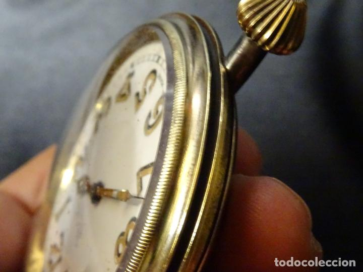 Relojes de carga manual: Rarisimo reloj - Oclee & Son- Ingles.Para salpicadero coche.Años 120.Original.Funciona.automovil - Foto 13 - 136465978