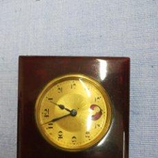 Relojes de carga manual: RELOJ DE MOVIMIENTO PENDULAR VISIBLE. Lote 137917456