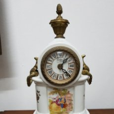 Relojes de carga manual: RELOJ BOLOGNE-PARIS FUNCIONANDO. Lote 138120110