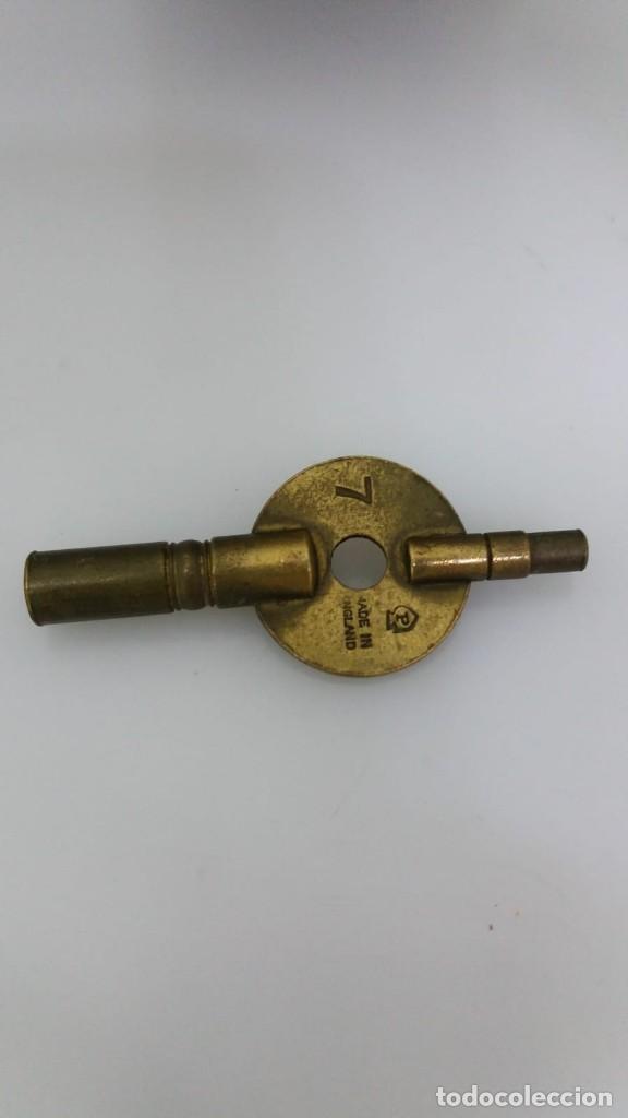 Relojes de carga manual: RELOJ CARRUAJE CRISTALES BISELADOS - Foto 6 - 138559530