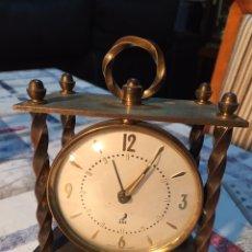 Relojes de carga manual: ANTIGUO RELOJ FRANCÉS, JAZ, DE CUERDA. Lote 139239393