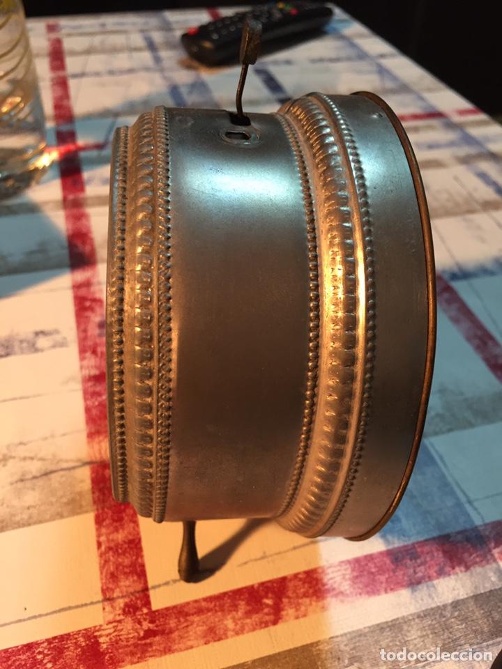 Relojes de carga manual: Antiguo reloj de sobremesa, Medaille d'or 1900 - Foto 9 - 139242432