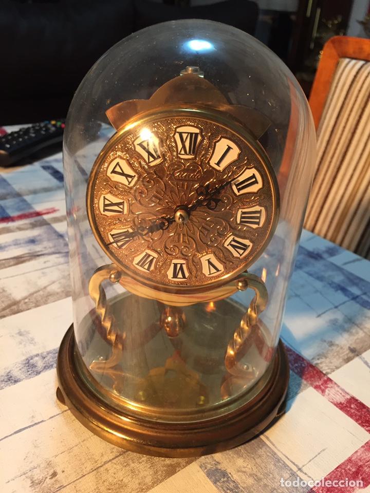 RELOJ KUNDO, ALEMÁN, 400 DIAS (Relojes - Sobremesa Carga Manual)